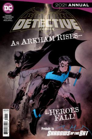 Detective Comics: 2021 Annual