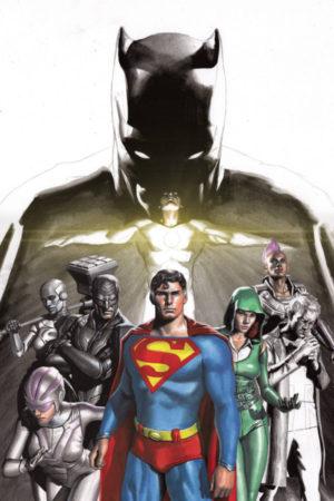 Batman / Superman: Authority Special