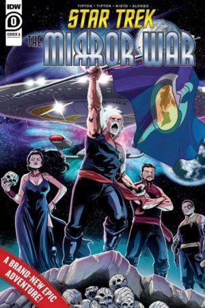 Star Trek: The Mirror War #0
