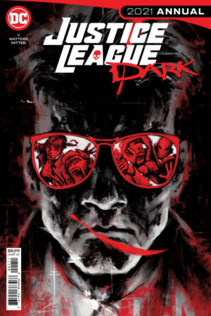 Justice League Dark: 2021 Annual