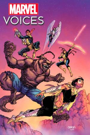Marvel's Voices: Indigenous Voices 2021