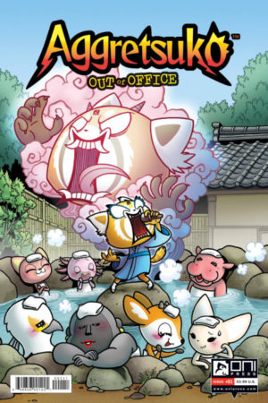 Aggretsuko: Out of Office #1