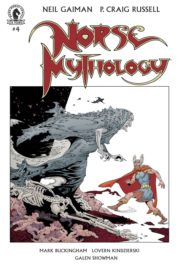 Norse Mythology II #4