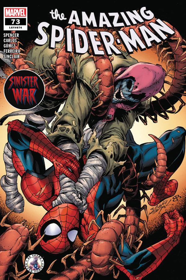 Amazing Spider-Man (2018-) #73