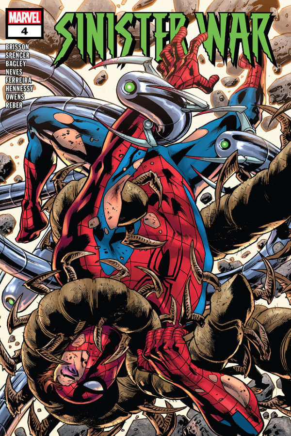 Sinister War (2021) #4