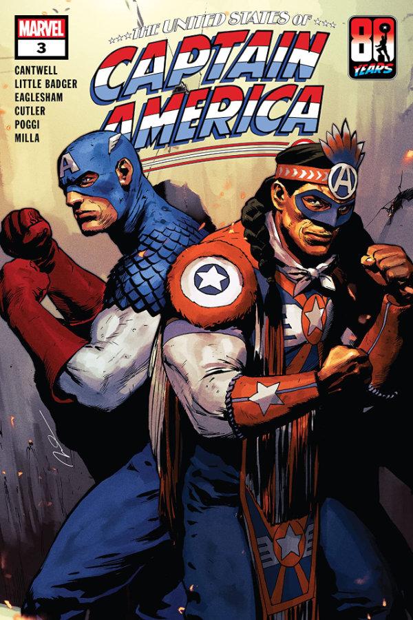 United States Of Captain America (2021) #3