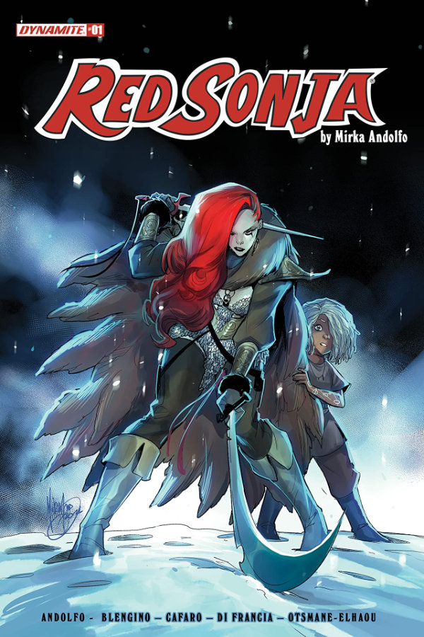 Red Sonja (2021-) #1