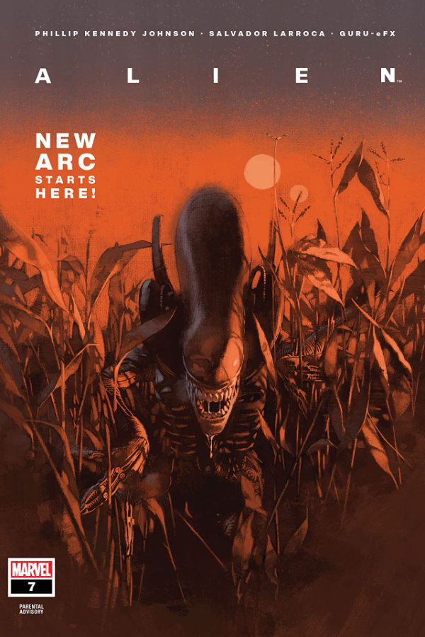 Alien (2021-) #7
