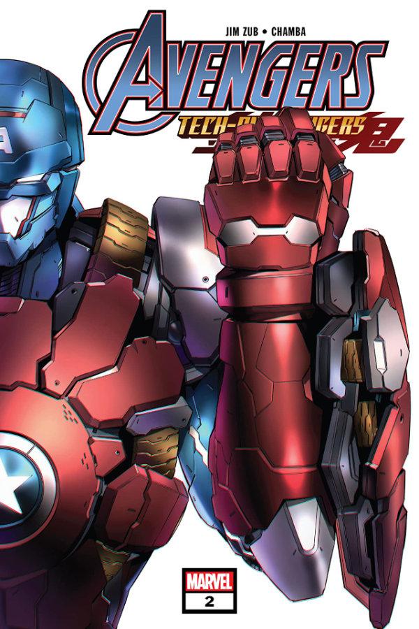 Avengers: Tech-On (2021-) #2
