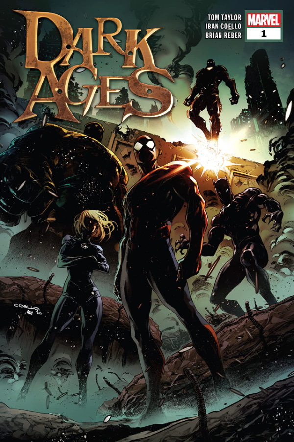 Dark Ages (2021-) #1