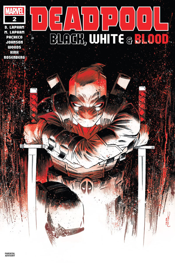 Deadpool: Black, White and Blood (2021) #2