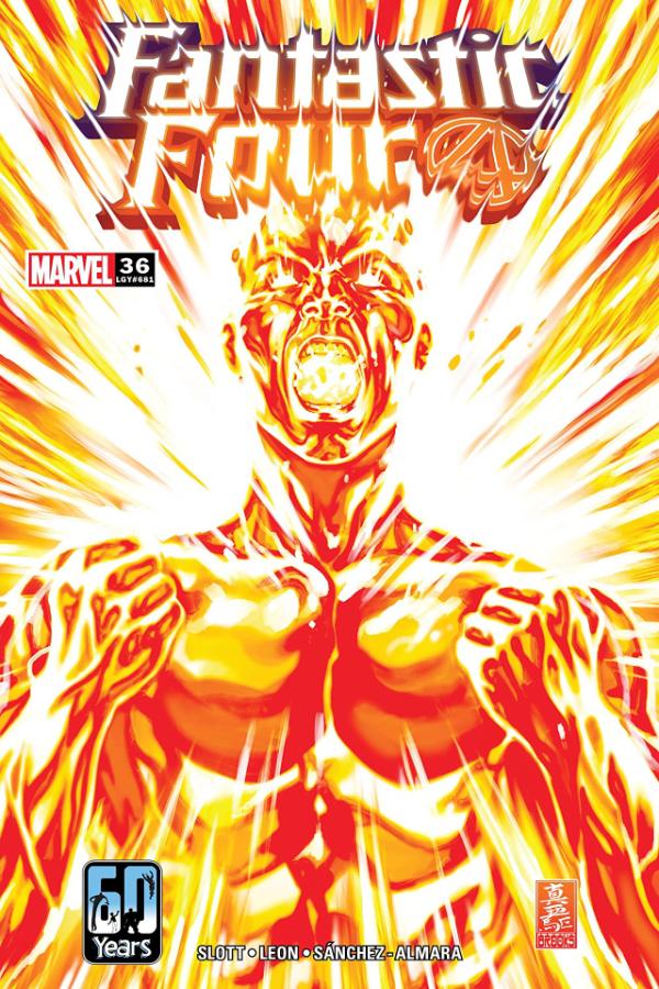 Fantastic Four (2018-) #36