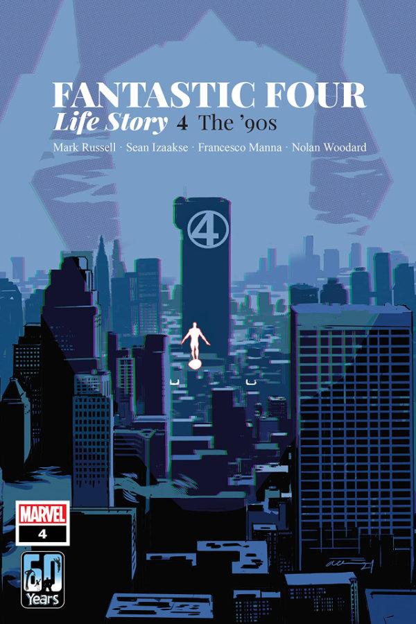 Fantastic Four: Life Story (2021-) #4
