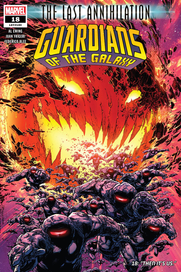 Guardians Of The Galaxy (2020-) #18