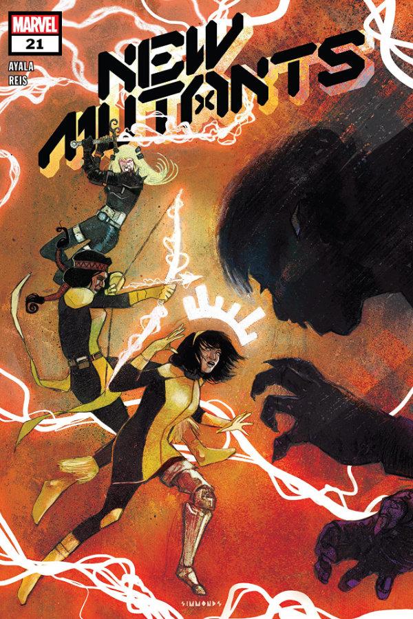 New Mutants (2019-) #21