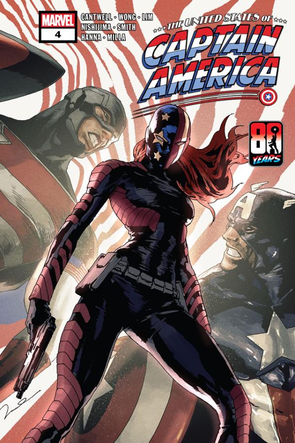 United States Of Captain America (2021) #4