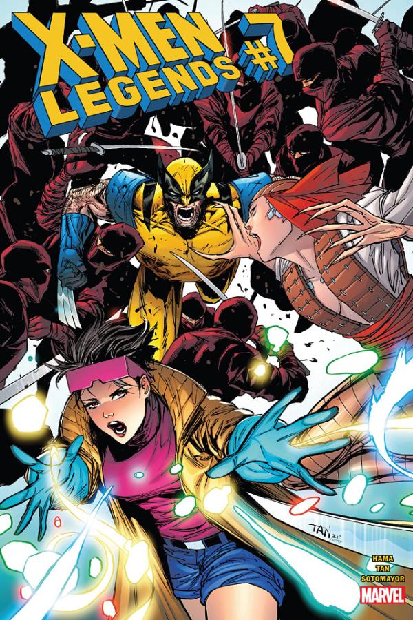X-Men Legends (2021-) #7