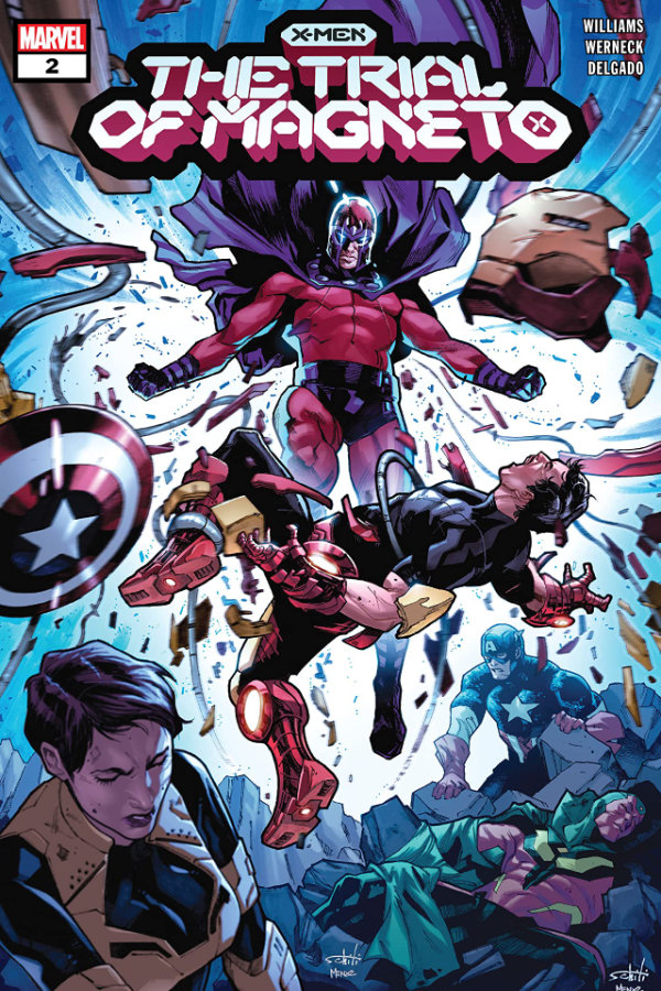 X-Men: The Trial Of Magneto (2021) #2