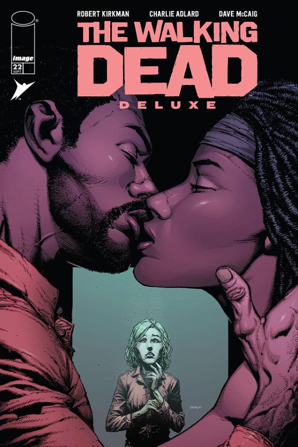 Walking Dead (Deluxe) #22