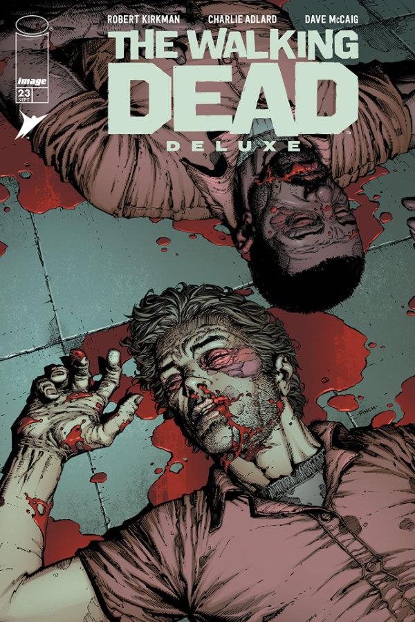 Walking Dead (Deluxe) #23