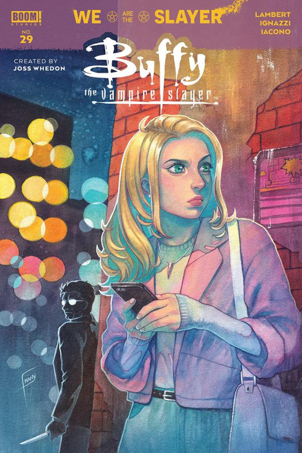 Buffy the Vampire Slayer #29