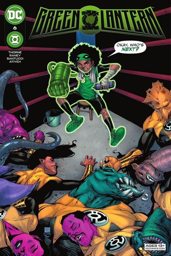 Green Lantern (2021-) #6