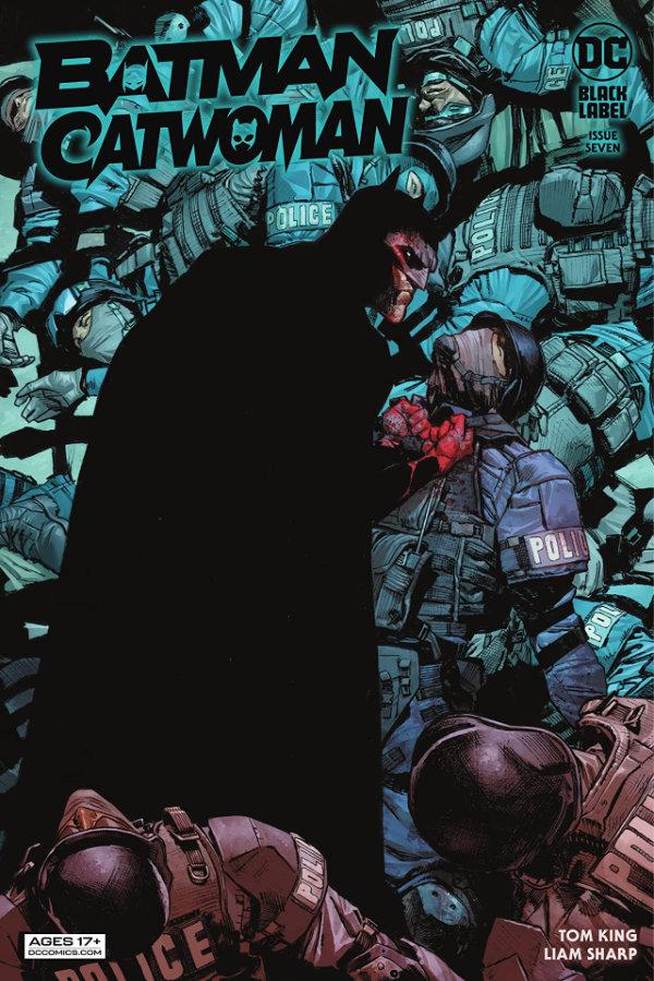 Batman/Catwoman (2020-) #7