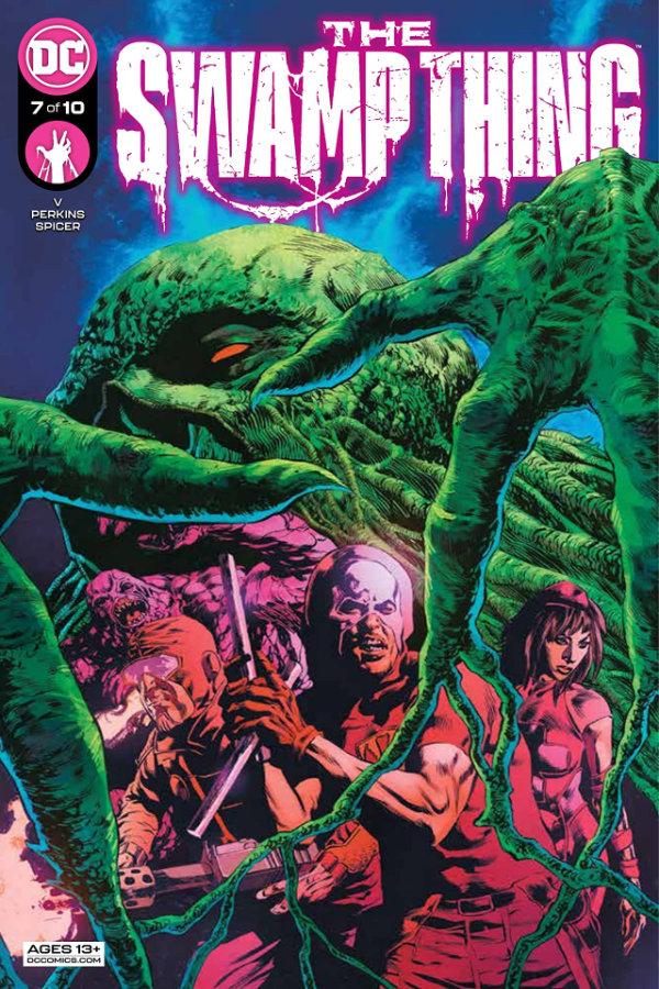 Swamp Thing (2021-) #7