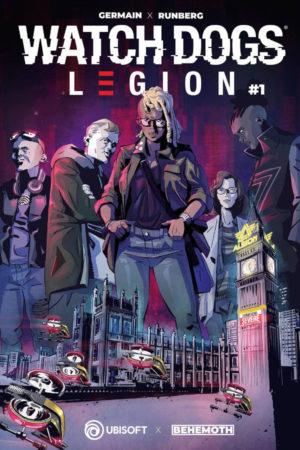Watch Dogs: Legion #1