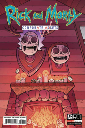 Rick and Morty: Corporate Assests #1