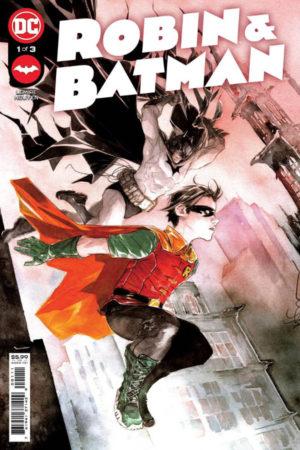 Robin and Batman #1
