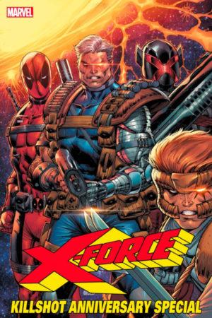 X-Force: Killshot – Anniversary Special