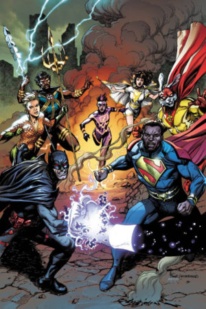 Justice League Incarnate