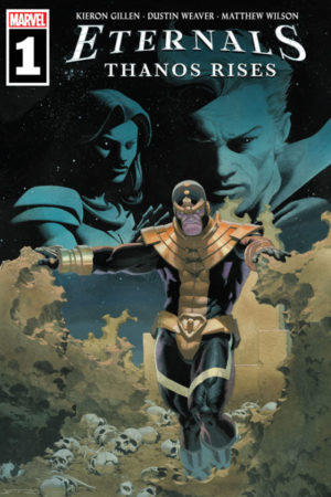 Eternals: Thanos Rises (2021) #1