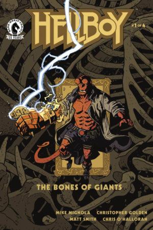 Hellboy: Bones of Giants #1