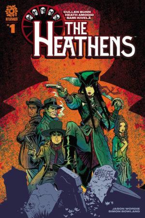 The Heathens #1