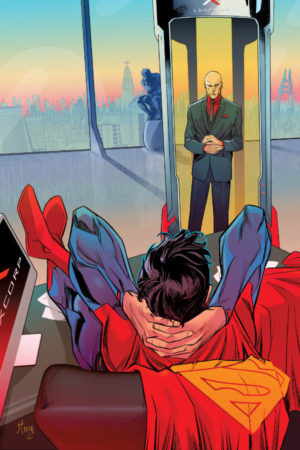 Superman, Son of Kal-El: 2021 Annual