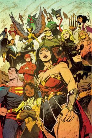 Justice League: 2021 Annual #1