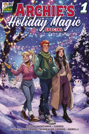 Archie's Holiday Magic Special #1