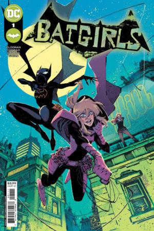 Batgirls #1
