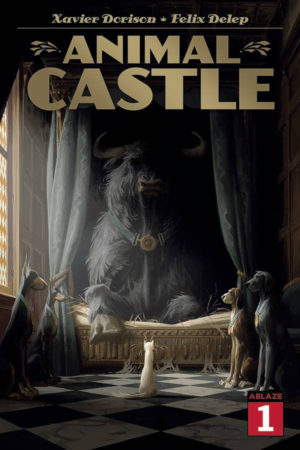 Animal Castle #1