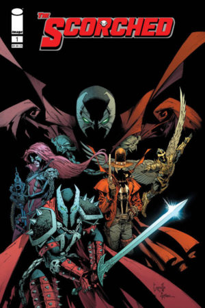 Spawn: The Scorched #1