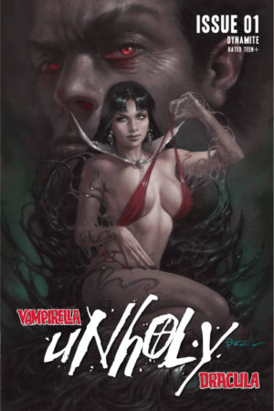 Vampirella / Dracula: Unholy #1