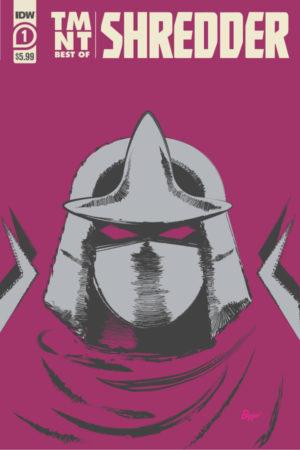 Teenage Mutant Ninja Turtles: Best of Shredder #1