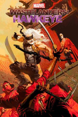 Wastelanders: Hawkeye