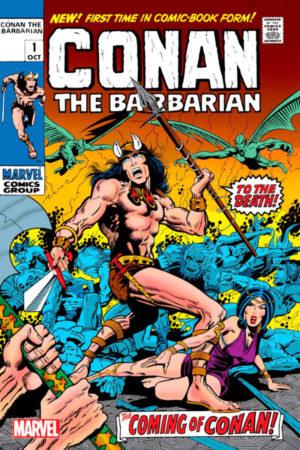 Conan the Barbarian #1 (Facsimile)