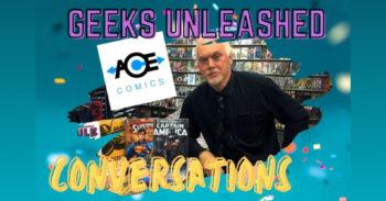 Geeks Unleashed Talks to Biff