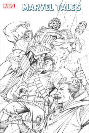 Last Avengers Story: Marvel Tales