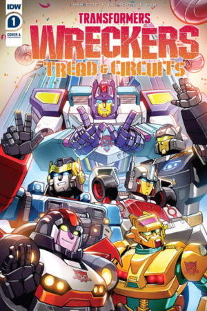 Transformers: Wreckers—Tread and Circuits #1