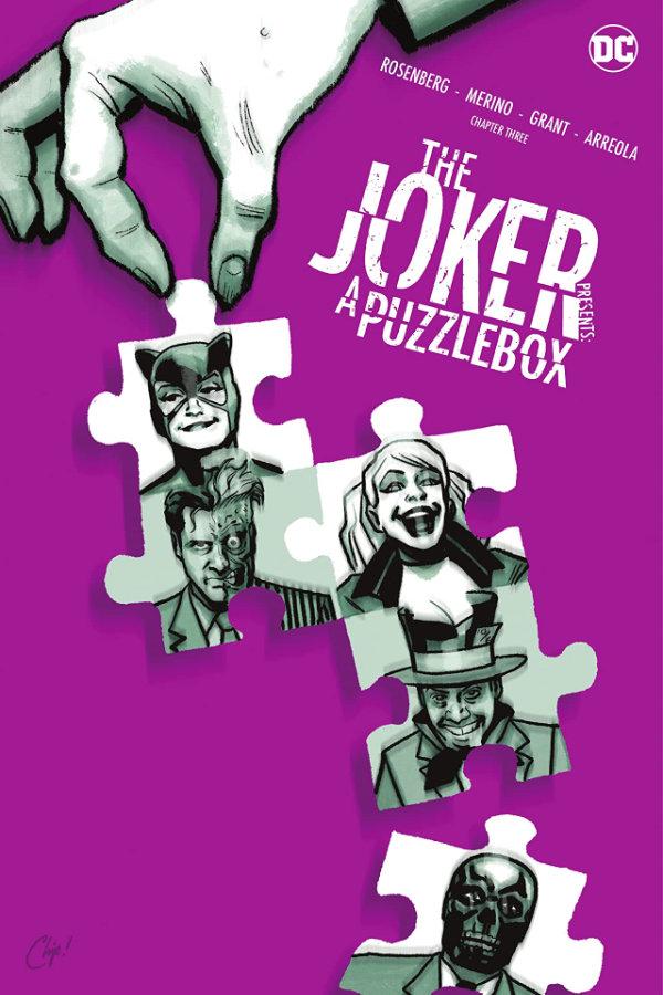 Joker Presents: A Puzzlebox (2021-) #3